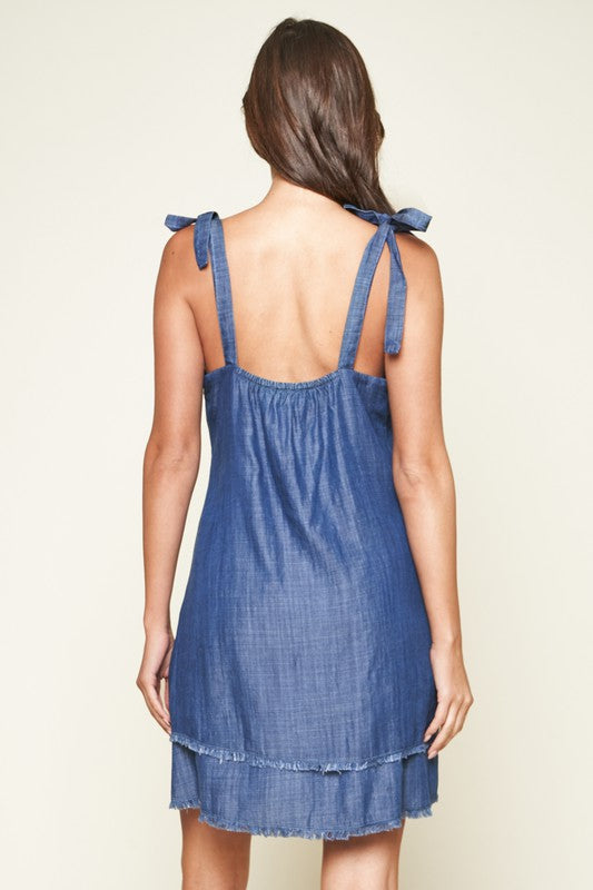Jesse Denim Dress