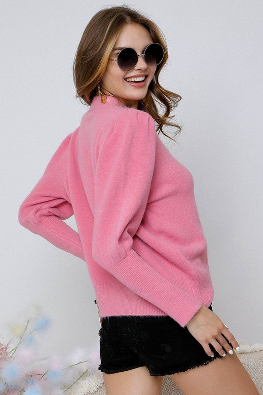 The Jane Sweater Pink