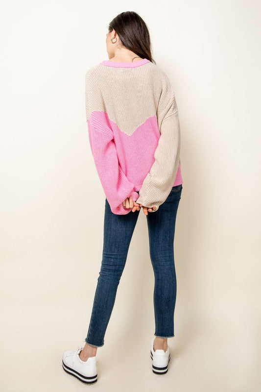 The Adrienne Sweater