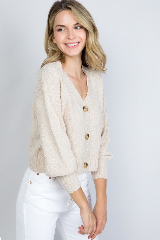 Grace Cardigan Top