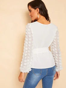 Flutter By Top White