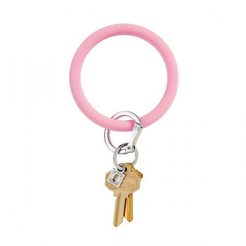 O-Venture Cotton Candy Silicone Key Ring