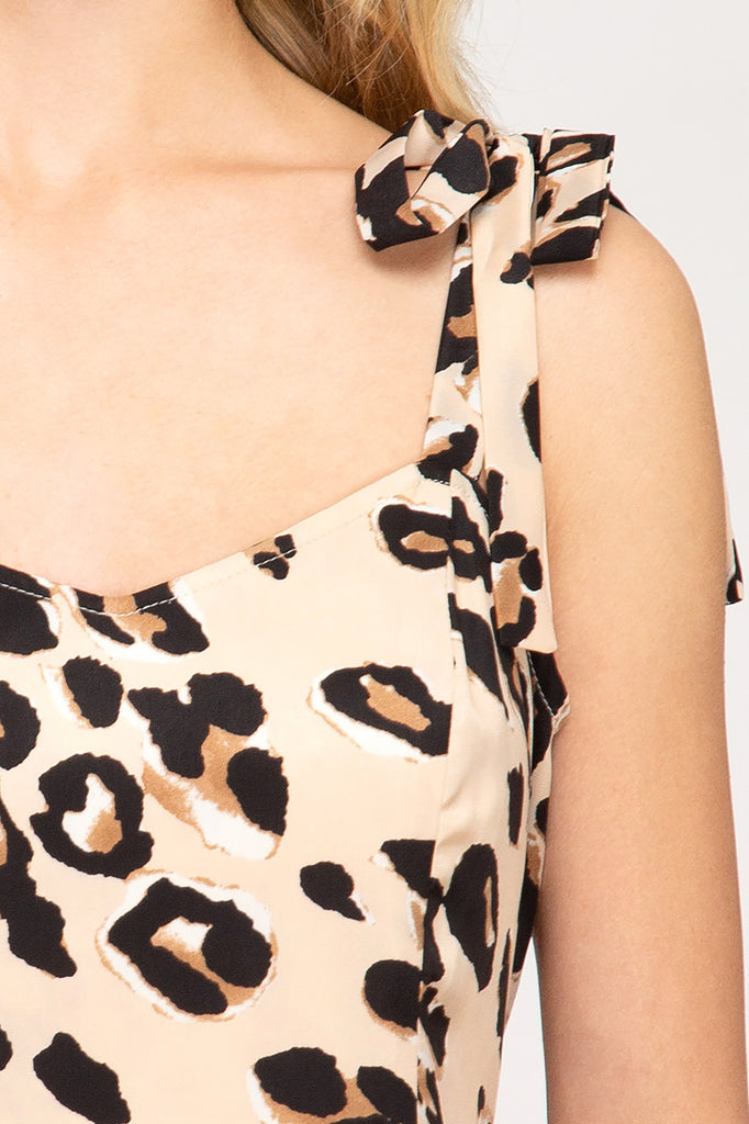 Cheetah Chick Dress