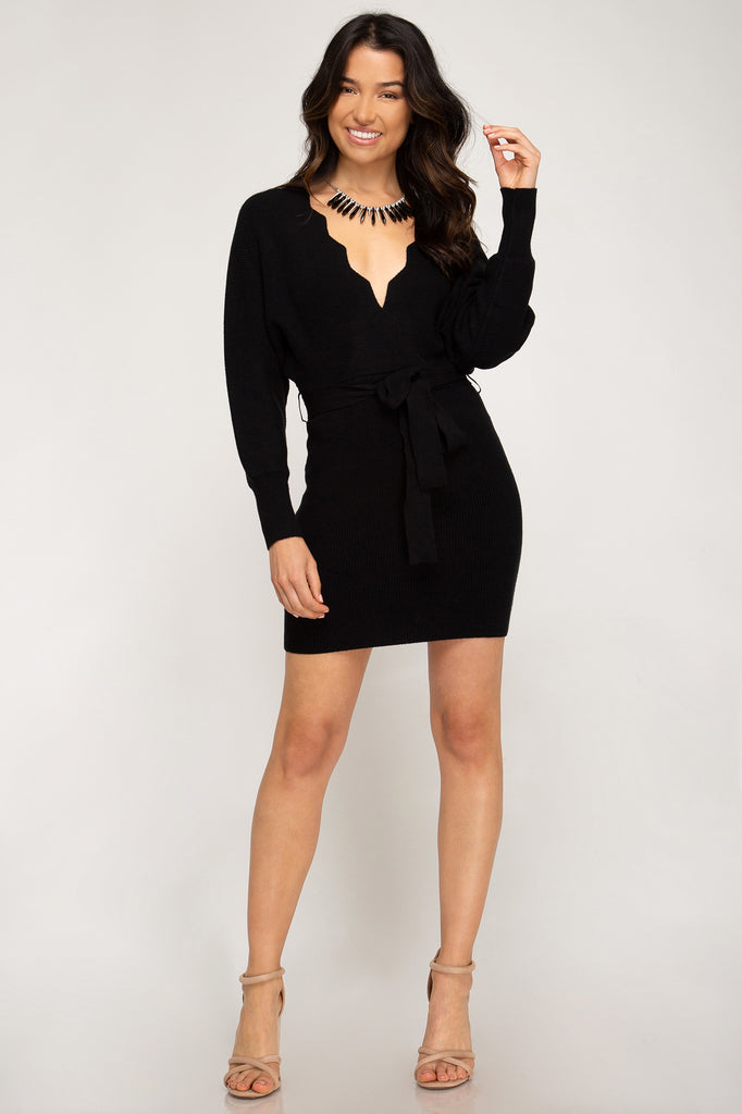 Little Secrets Sweater Dress