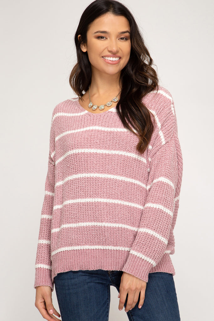 Tempt You With A Twist Sweater