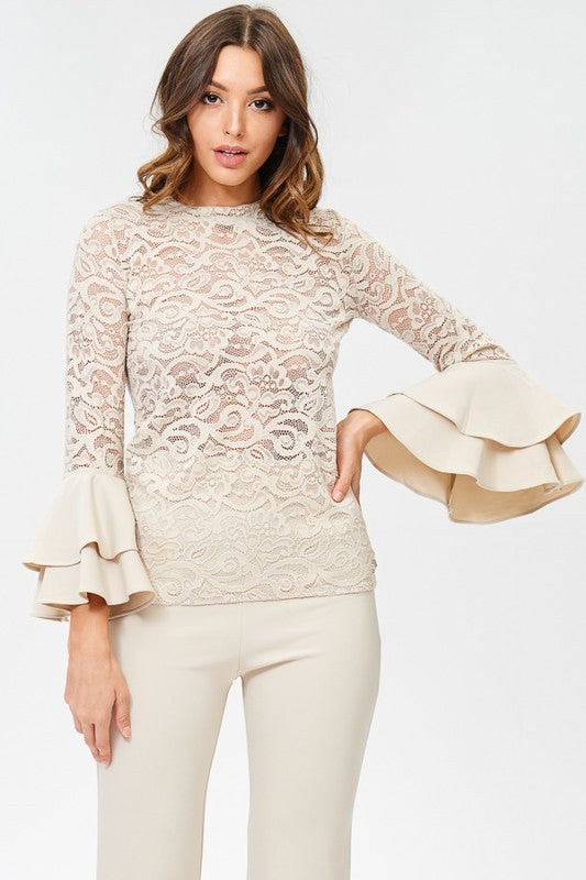 Layered Belle Top