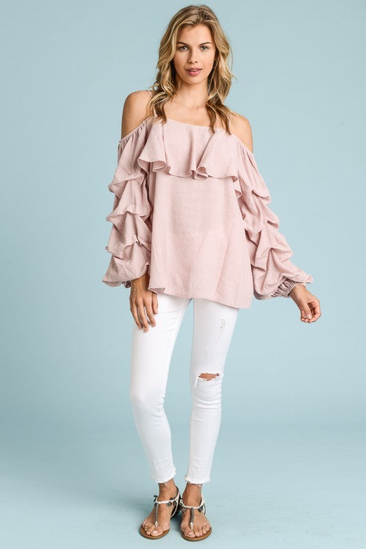 Make A Statement Blouse