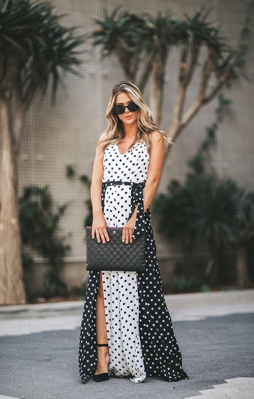 Polka Dot Dreams Jumpsuit