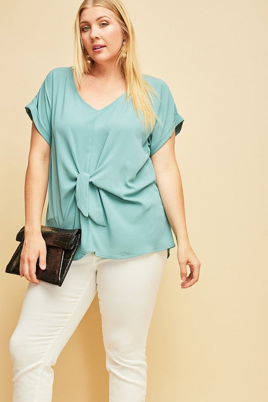 Sea You Later Plus Size Top