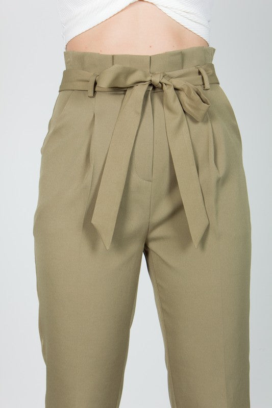 Walk the Walk Pants Camel