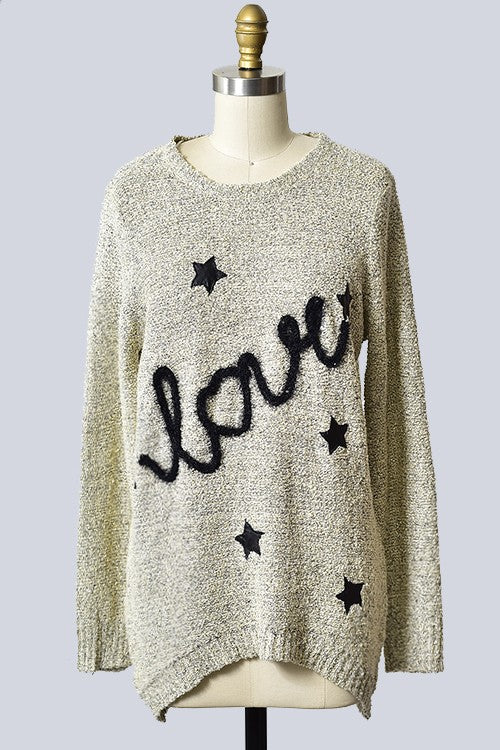 Starstruck Lover Sweater