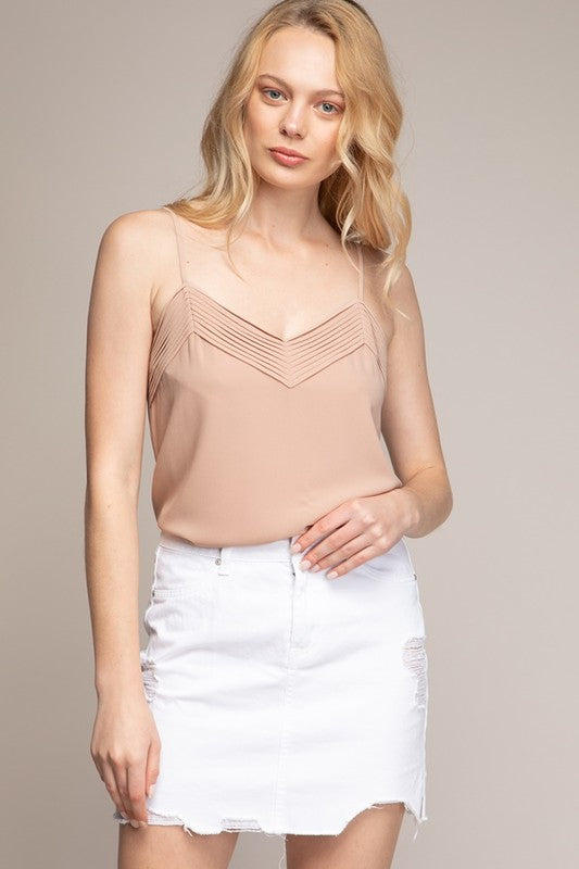 The Chic Tank in Champagne