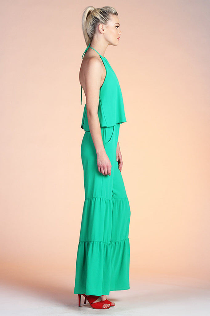 Emerald City Jumpsuit
