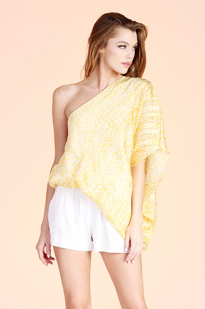 Walkin' On Sunshine Blouse