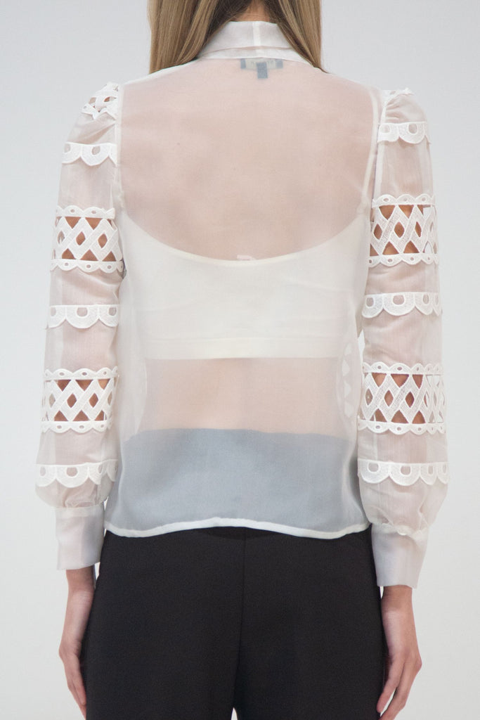 The Macy Blouse
