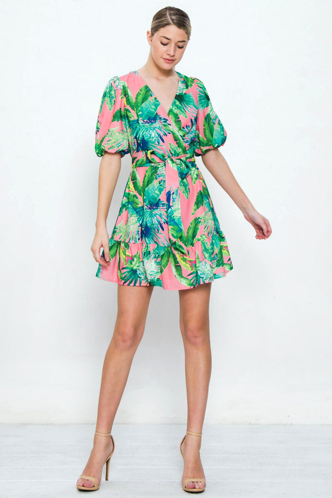 The Aloha Dress