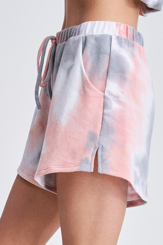 Daydreamer Tie Dye Shorts