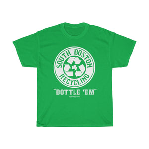 Bottle 'Em Recycling Shirt - Unisex