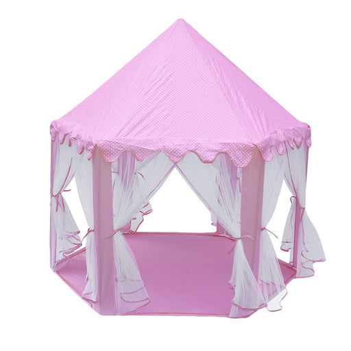 Girls Princess Castle Play Tent
