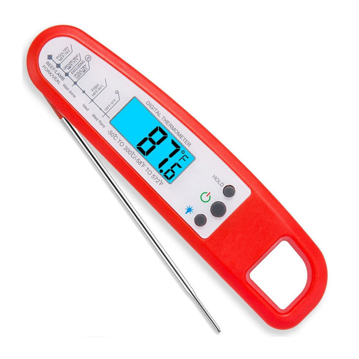 Electronic Food Thermometer Probe Waterproof