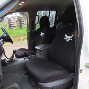 XR6 Canvas Seat Covers