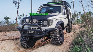 70/75 Series Landcruiser Body Lift Kits