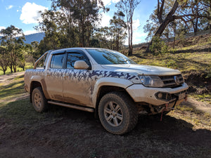Amarok Bush Armour Paint Protection