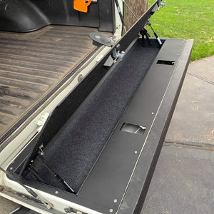 D23 NP300 Navara Tailgate Storage - Shipping Late April