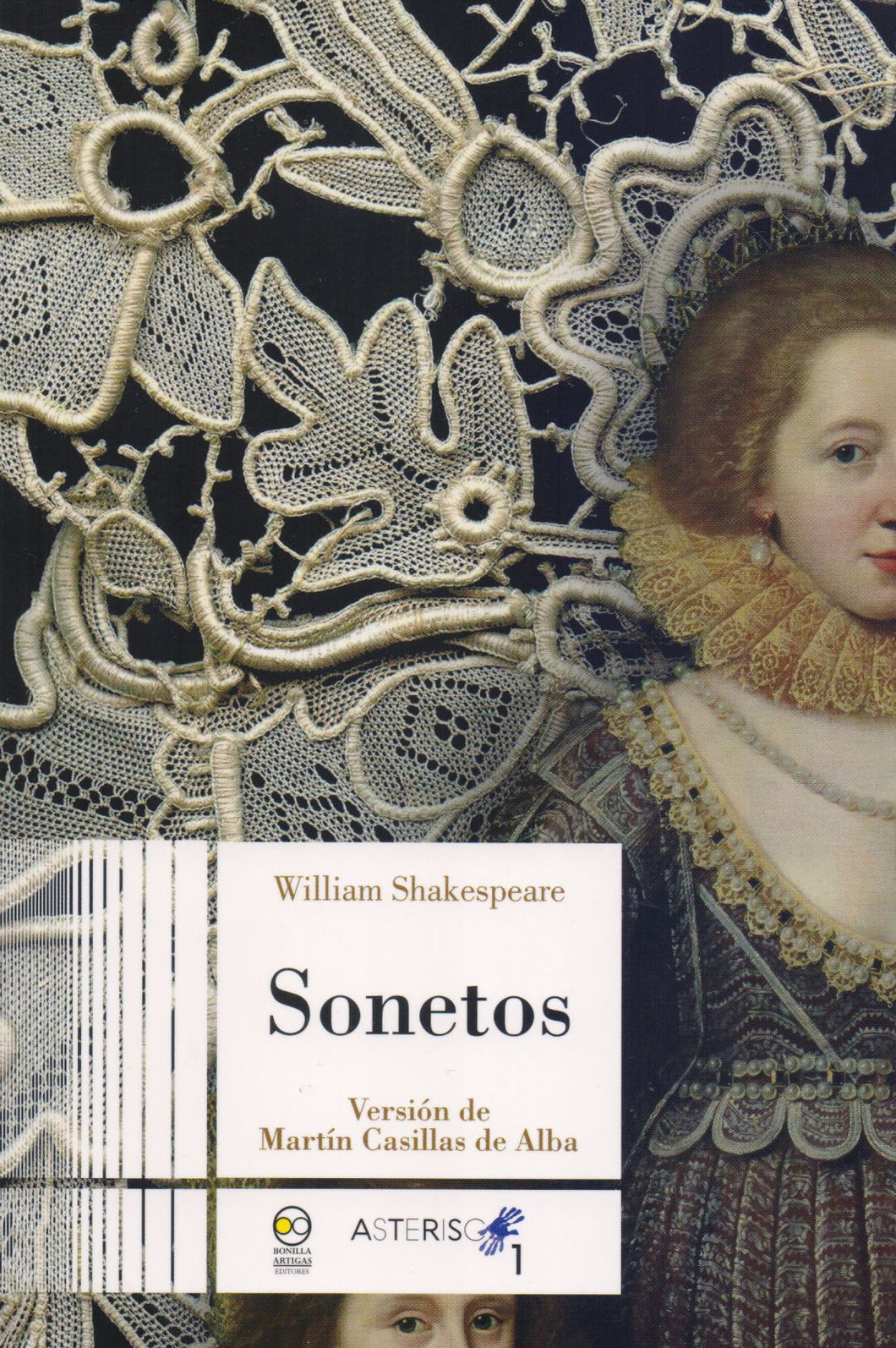 Sonetos Versión de Martín Casillas de Alba William Shakespeare y Martín Casillas de Alba (ed.)
