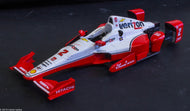 1/25 2015 Dallara Chevy DW12 Indy resin