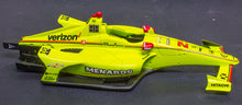 2019 Dallara w/ AFP 1/25 muilti-media Indy resin kit Honda Chevy Indycar model SALE