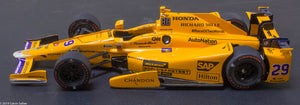 1/25 2016 -17 Dallara Honda DW12 Indy resin Mclaren Indycar model
