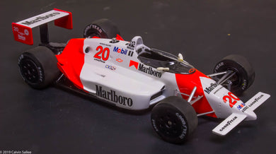 1989 Penske PC-18 resin trans kit Indy