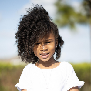 Hair Tip Tuesday: Add Silk Me Kids Curly Cuties Styling Foam to your natural styles