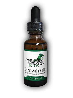 Silk Me Kids Growth Oil