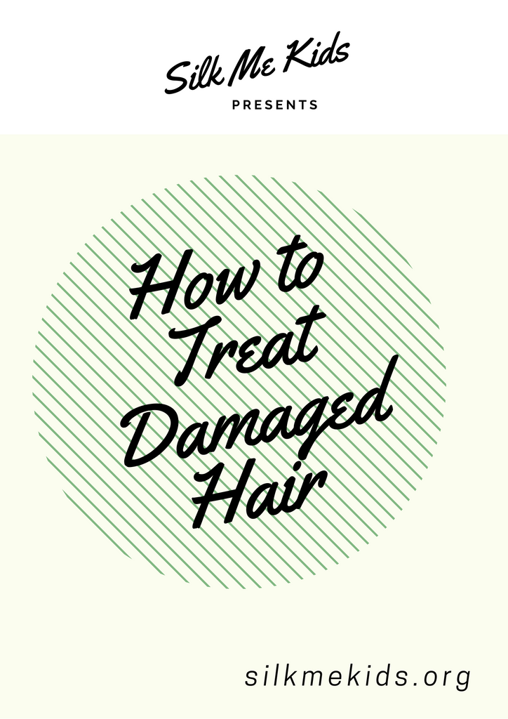 HOW TO REPAIR DAMAGED HAIR EBOOK