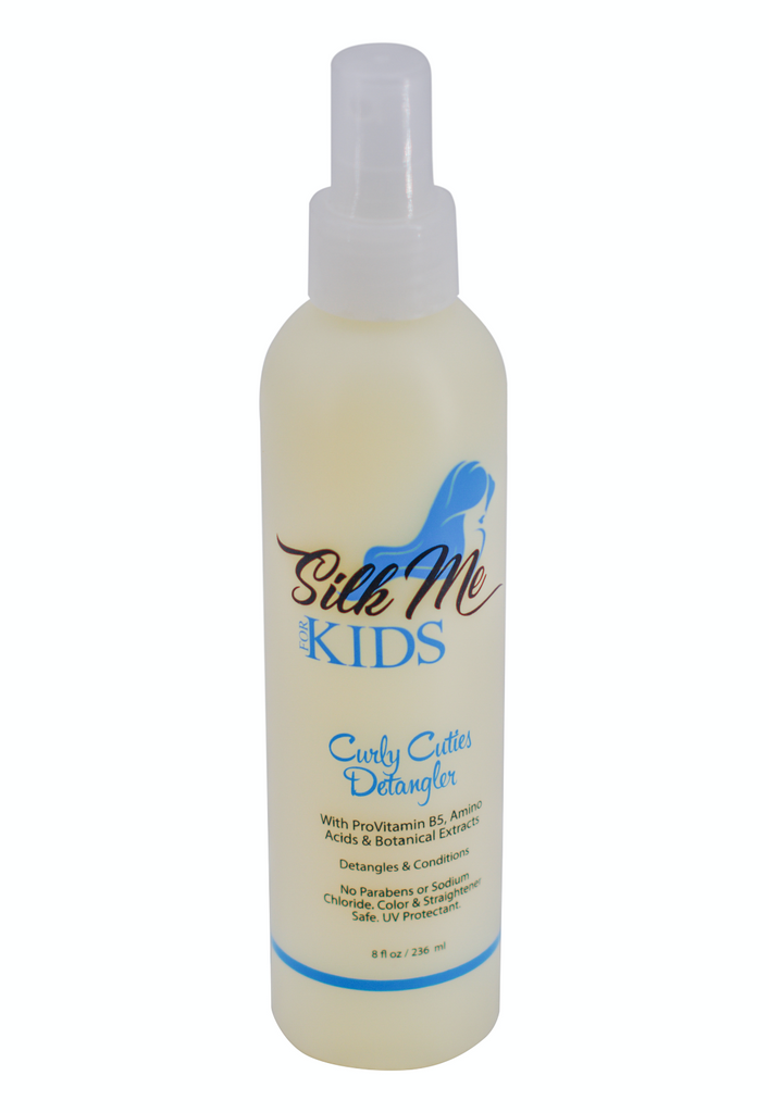WS Silk Me Kids Curly Cuties Detangler