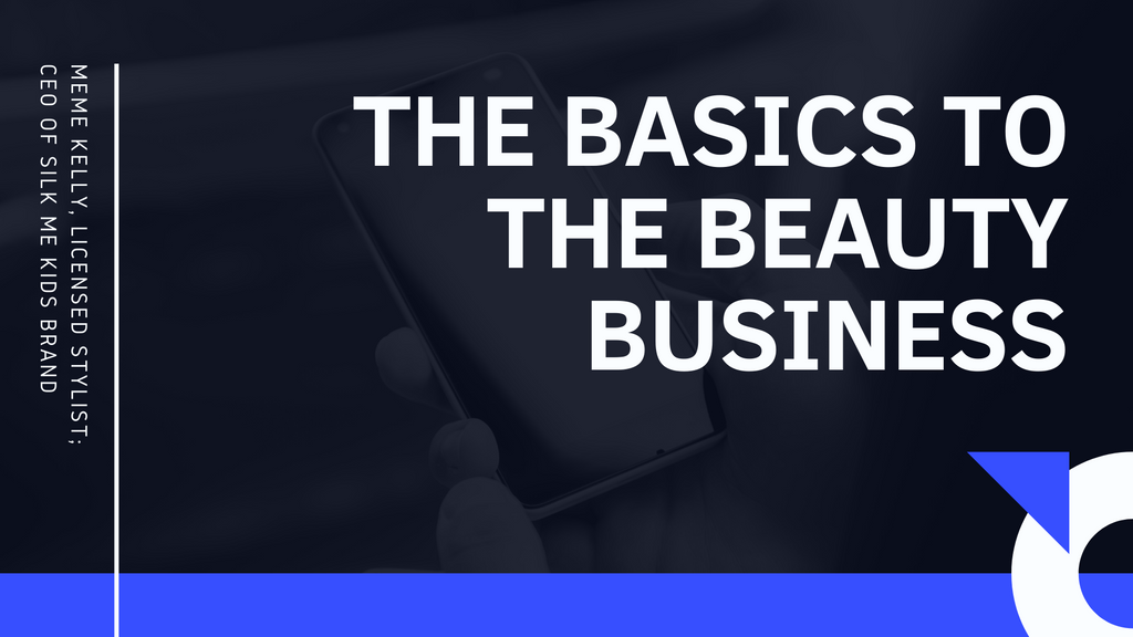 THE BASICS OF THE BEAUTY BUSINESS EBOOK