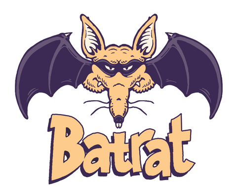 BATRAT graphic design