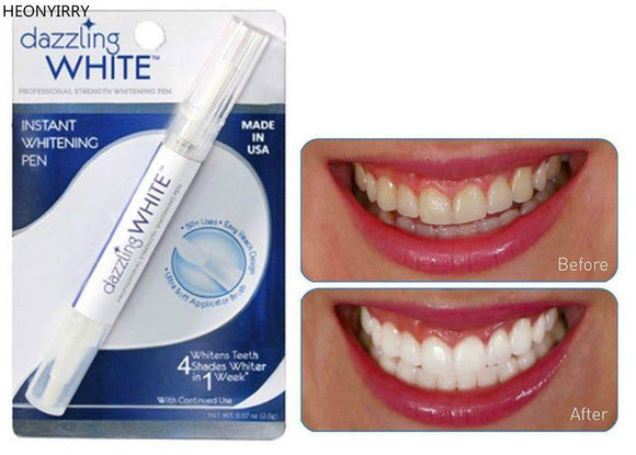 Stylo Blanchisseur de Dents Ultra efficace!