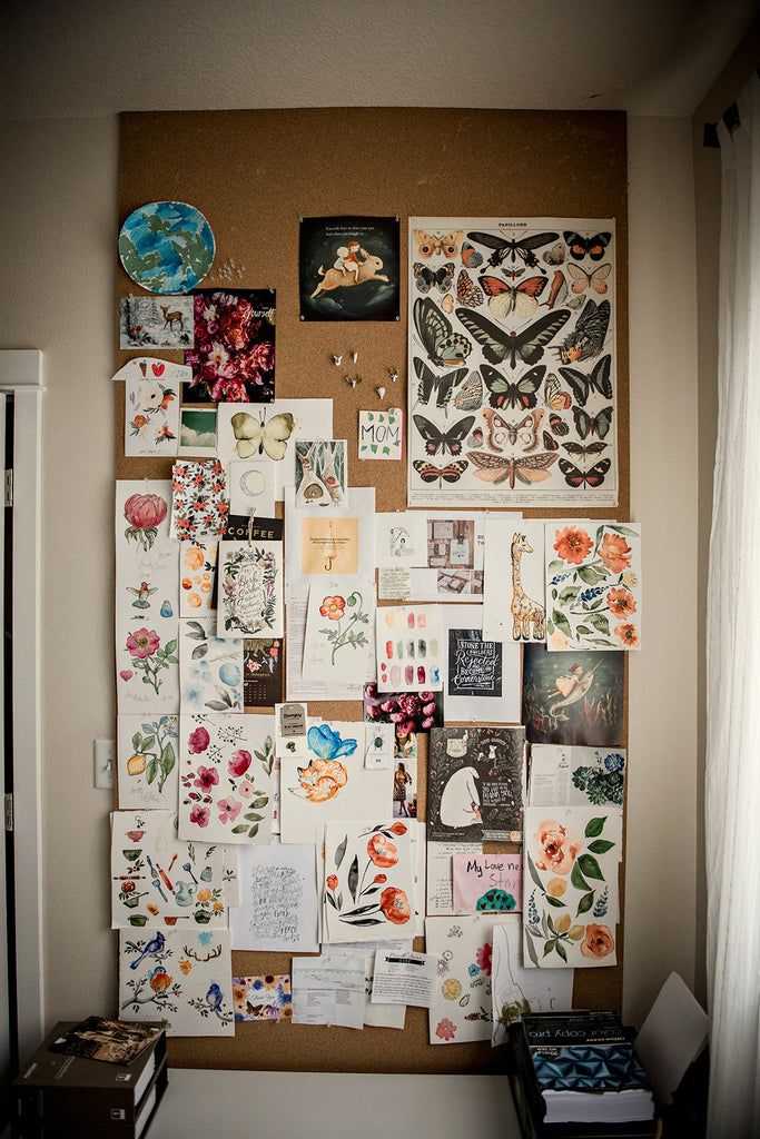 ew-couture-home-office-diy-cork-board-wall