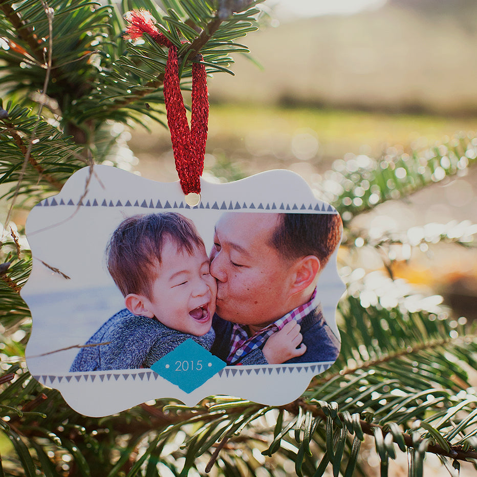 photo ornaments by Mpix designed by EW Couture Collection