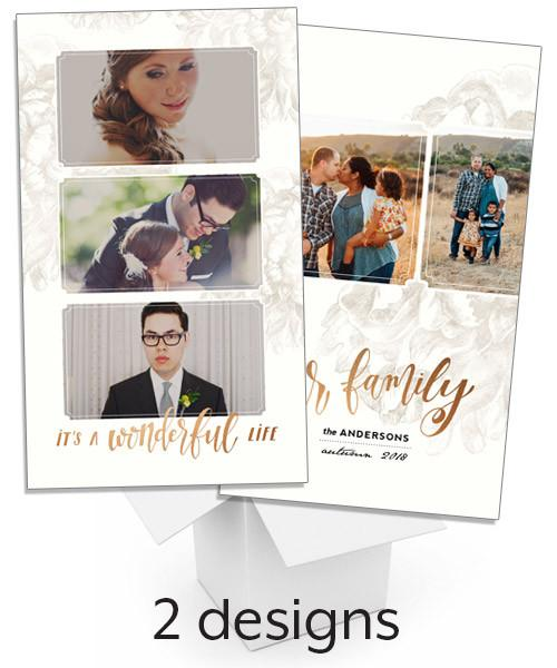 2-in-1 4x8 Accordion Book Bundle