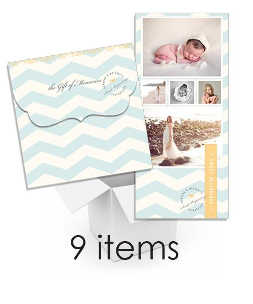 Little Boy Blue Marketing Bundle