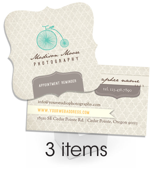 Bella Marketing Essentials Business Card Mini Bundle