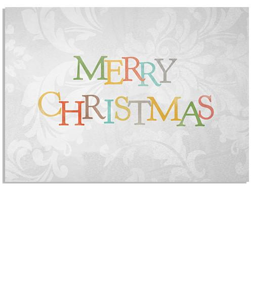 Jack Frost 7x5 Wide Format Card and Address Label