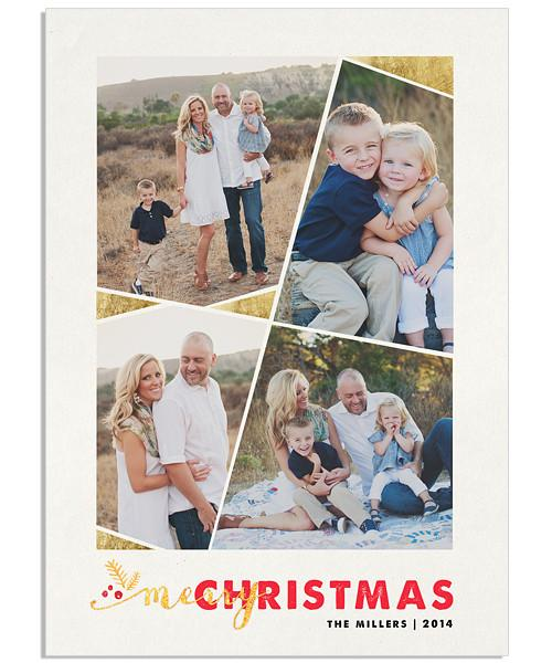 Oh So Merry 5x7 Flat Card