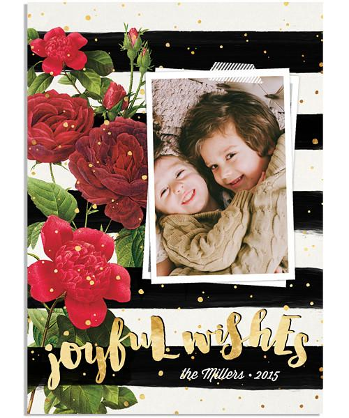 To the Moon and Back 5x7 Flat Card