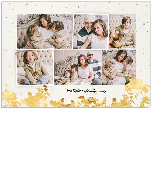 Unbridled Joy 7x5 Flat Card