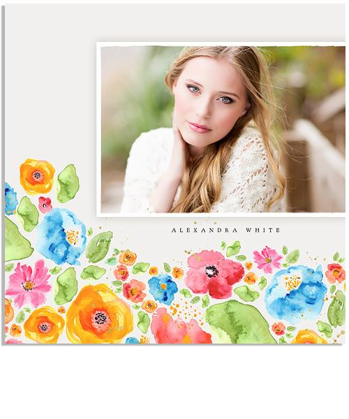 Wildflower Fields 12x12 Miller's Signature Album-12 Spreads